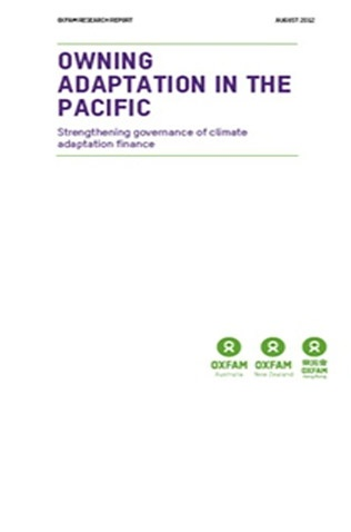 Owning Adaption In The Pacific
