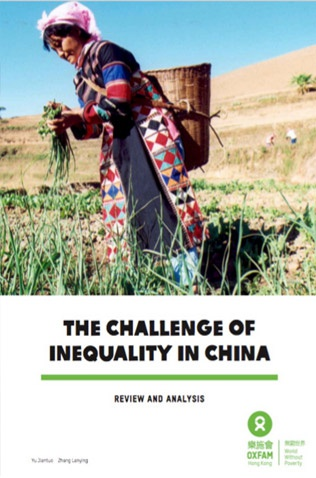 The Challenge of Inequality in China: Review and Analysis
